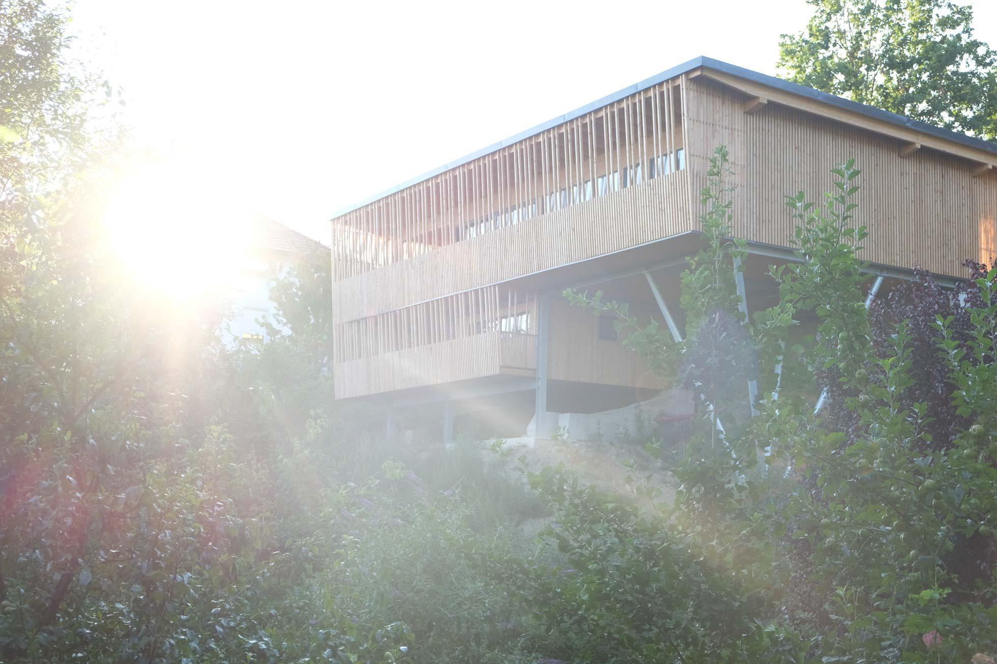 Öko-Zuhause
