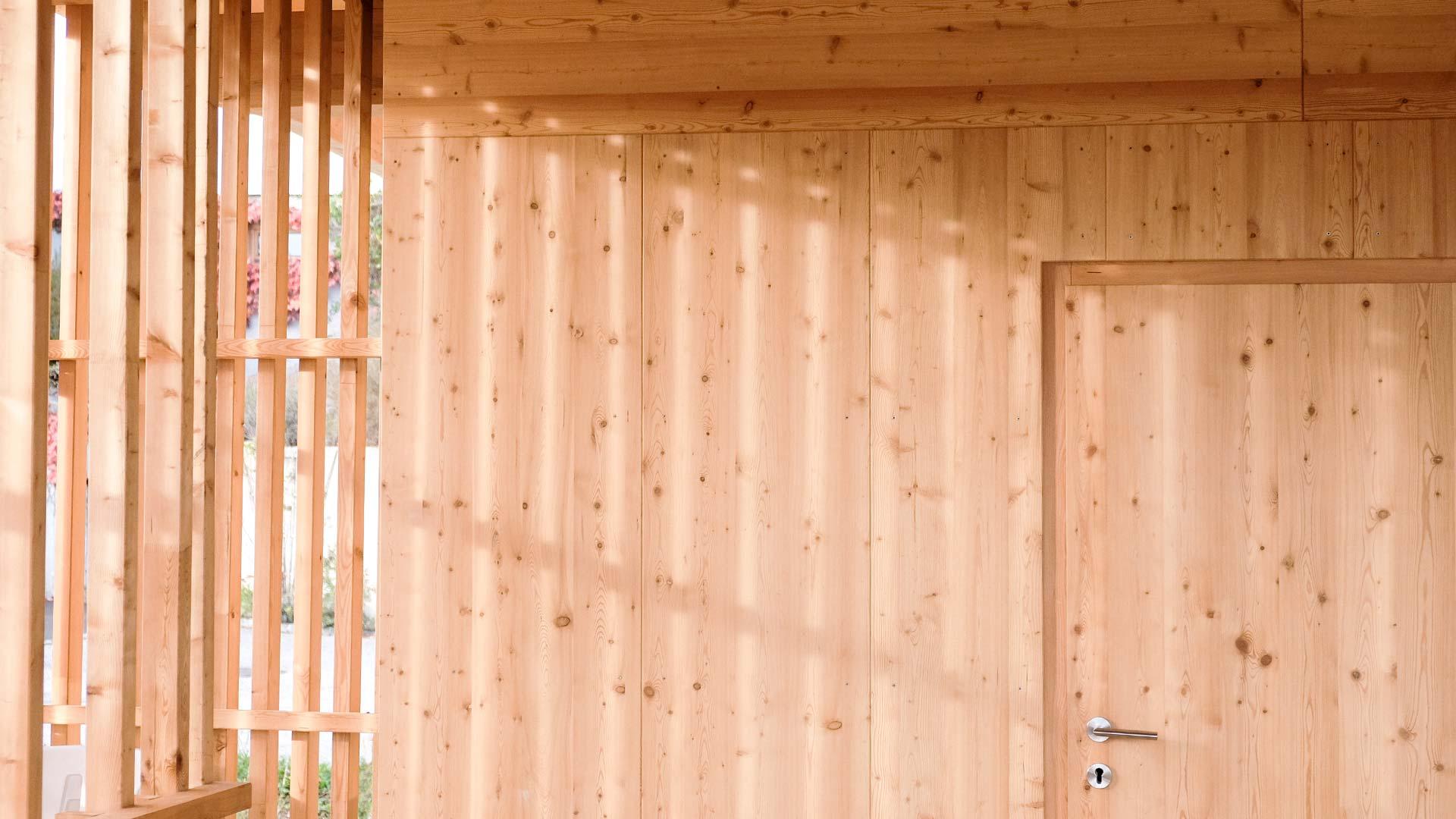 Kauf von zertifiziertem Holz als Beitrag zum Klimaschutz