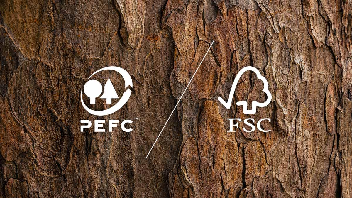 Gemeinsamkeiten und Unterschiede von PEFC und FSC