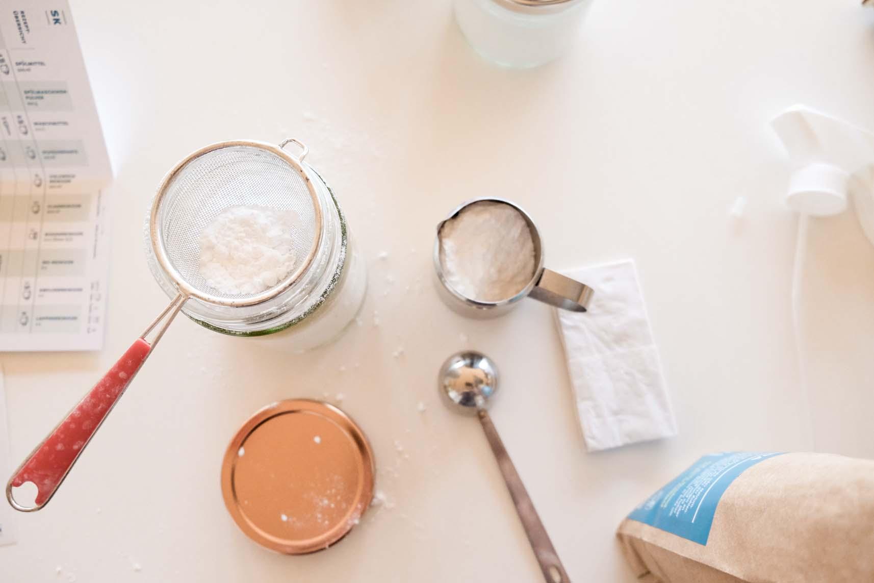 diy reinigungsmittel sauberkasten