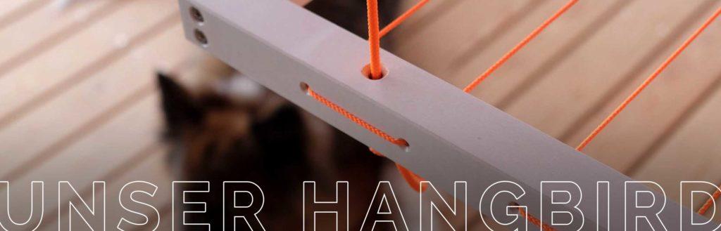 Platzsparender Interieur-Tipp: Der Hangbird