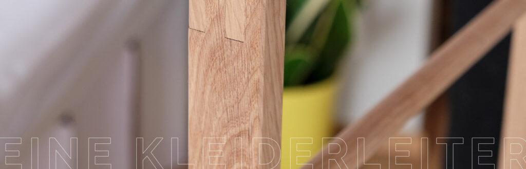 Interieur Tipp: Die Kleiderleiter sorgt nachhaltig für mehr Ordnung im Wohnraum