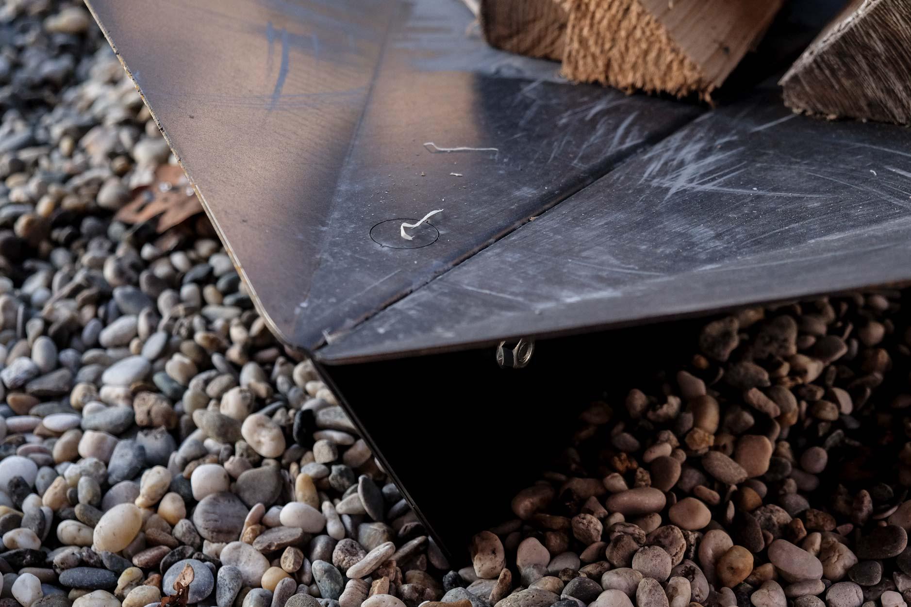 Corten-Stahl