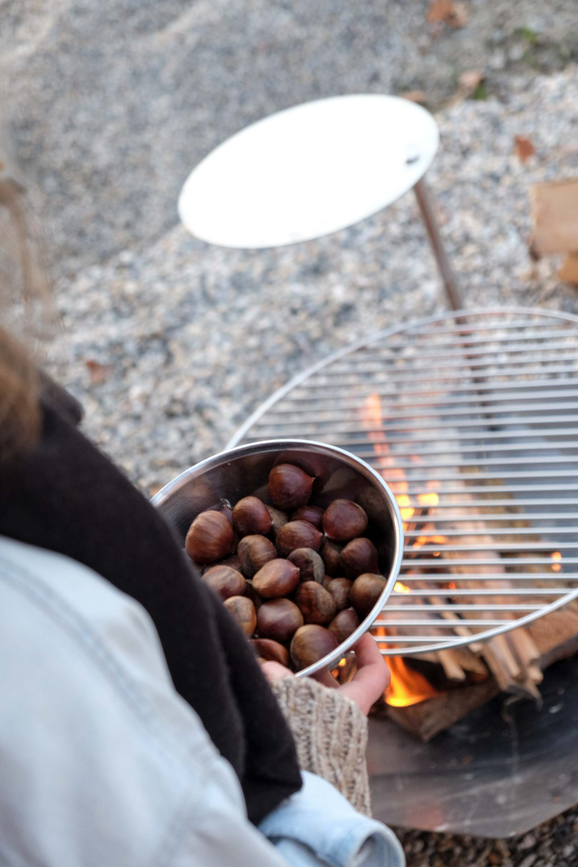 Maroni Feuerschale