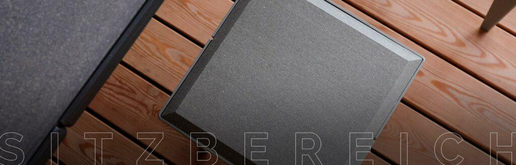 Die Terrasse gestalten: Über Sitzgelegenheiten und Vorfreude auf die warme Jahreszeit.