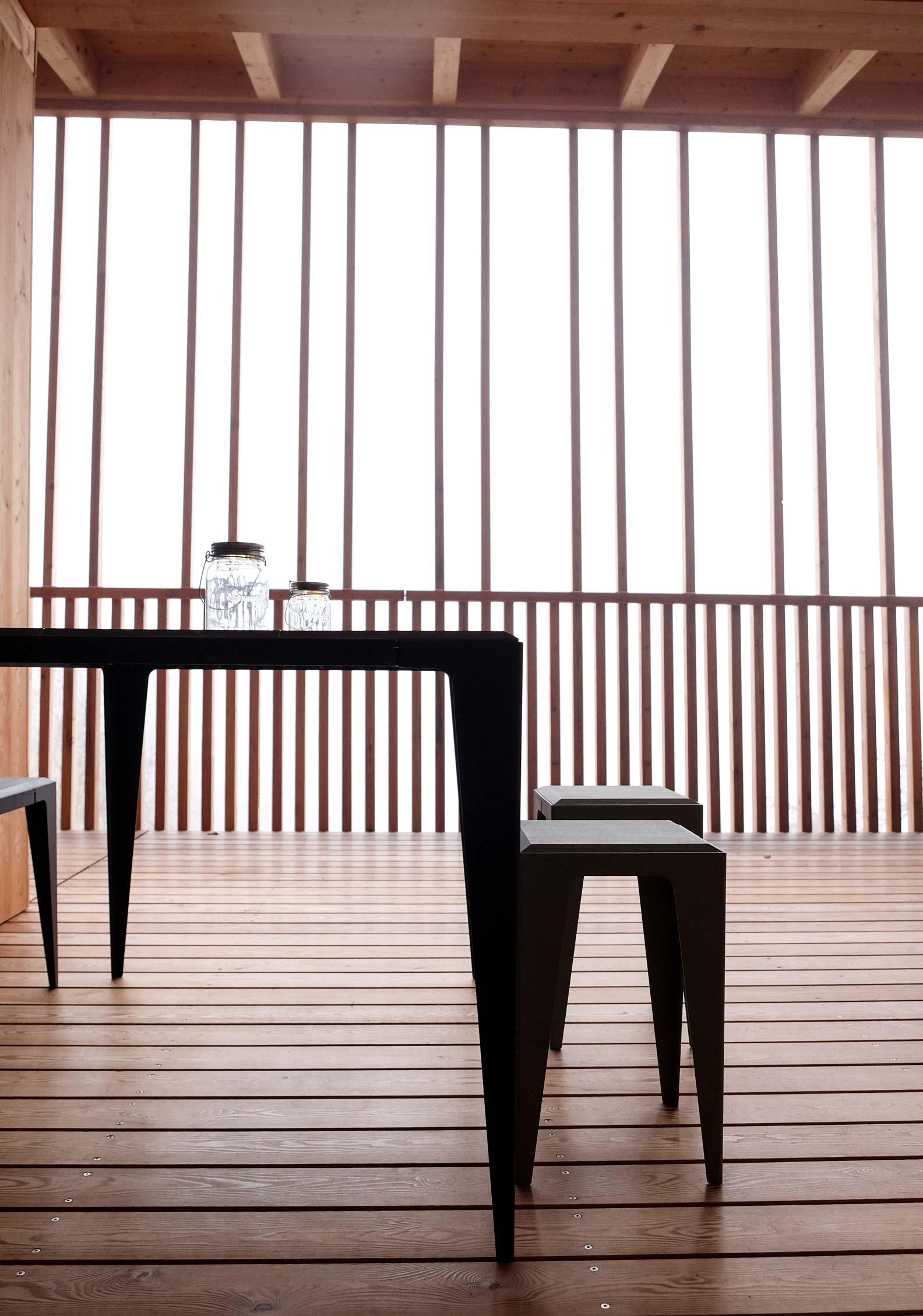 Akzente setzen mit Möbeln